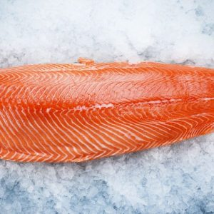Frozen Fish: Trout