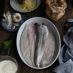 Fresh and Frozen Seafood: Hake