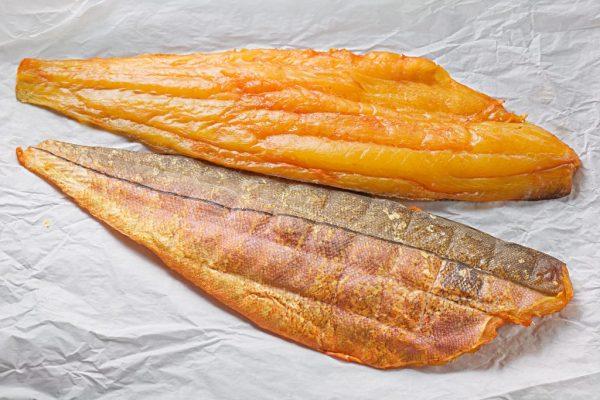 Haddock filet
