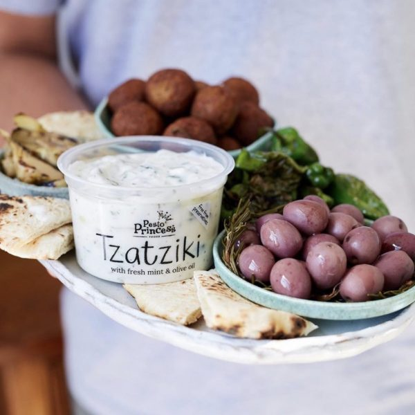 Pesto Princess Tzatziki