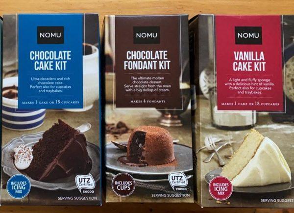 NOMU Baking Kits