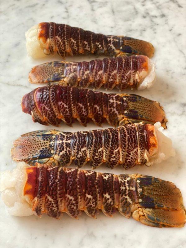 Frozen Seafood: Crayfish