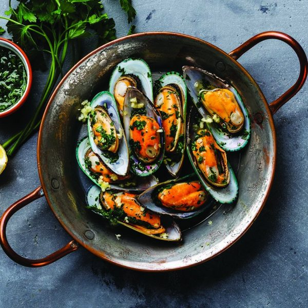 Frozen Seafood: Mussels