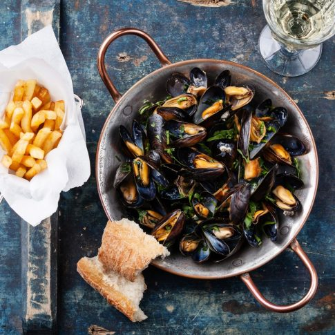 Mussels square