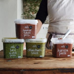 Pesto Princess Pastes and Sauces