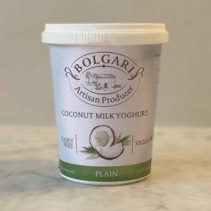 Bolgari Coconut milk yoghurt
