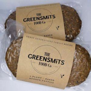 Greensmits Vegan Patties