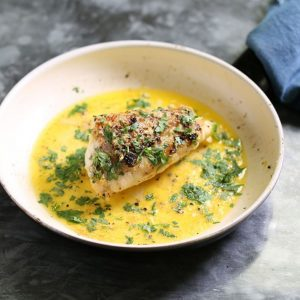 Frozen Seafood: Monkfish
