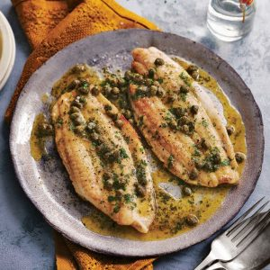 Frozen Seafood: Local East Coast Sole